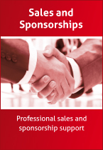 Sales and sponsorships